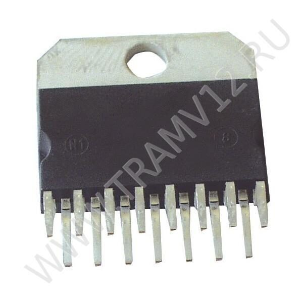 TDA7376B схема - Рабочие схемы для Вас.